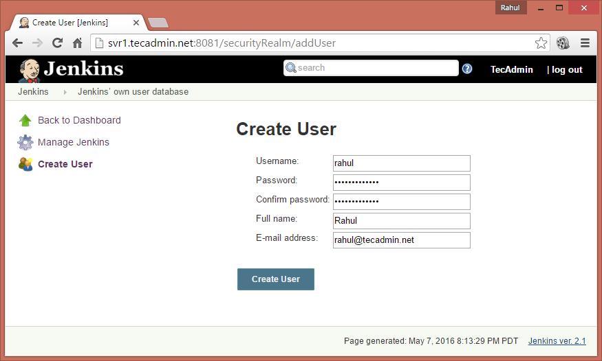 How to get Jenkins installed on Ubuntu 20.044