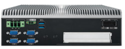 PoE+ and optional PCIe or PCIe are offered by Comet Lake-S systems.