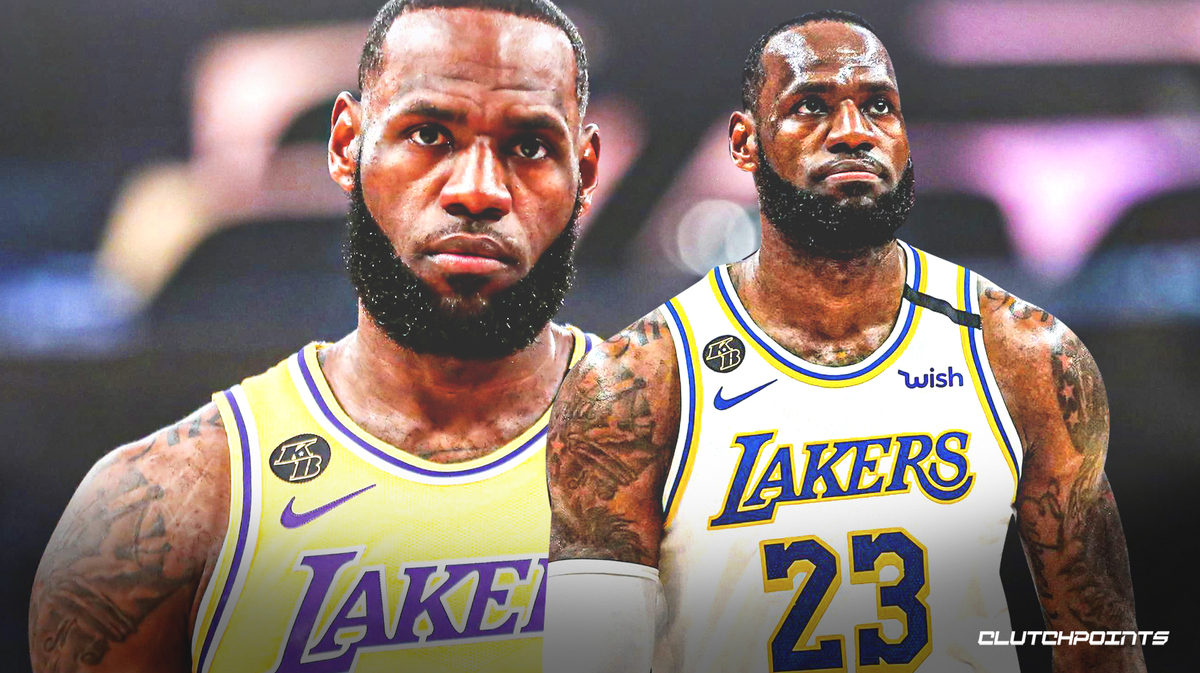 Lakers, LeBron James