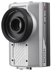 Ubuntu on Apollo Lake runs the Myriad X-equipped machine vision camera.