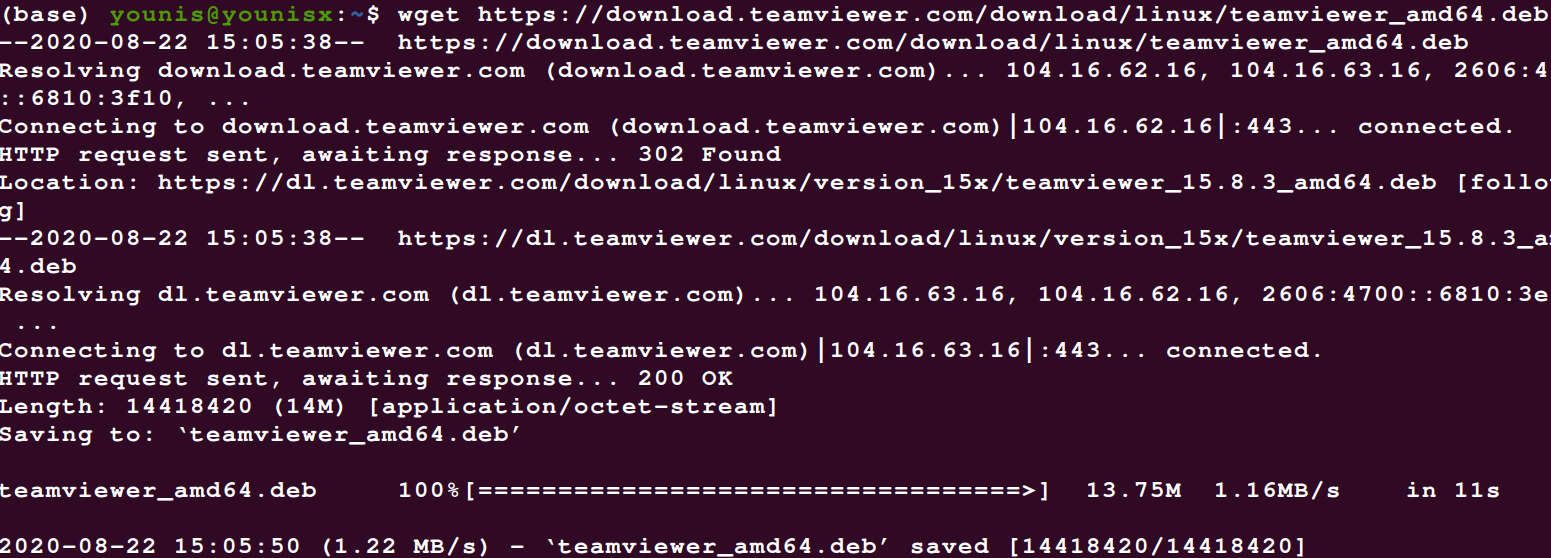 How to Install Ubuntu 20.04 TeamViewer-Linux Hint