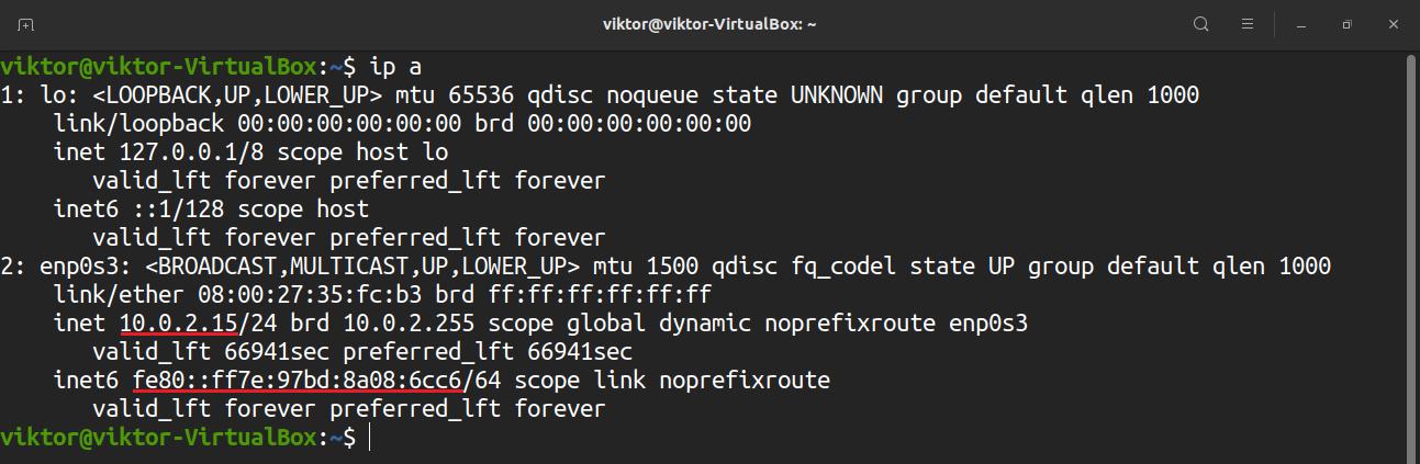 Get Public IP on Ubuntu 20.04-Linux Hint from Terminal
