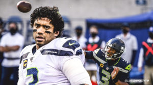 Russell Wilson, Seahawks, NFC West