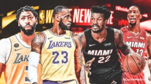 Lakers, Heat, 2020 NBA Finals