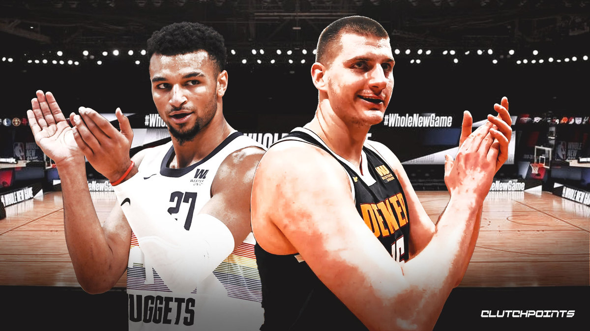 Nuggets, Nikola Jokic, Jamal Murray