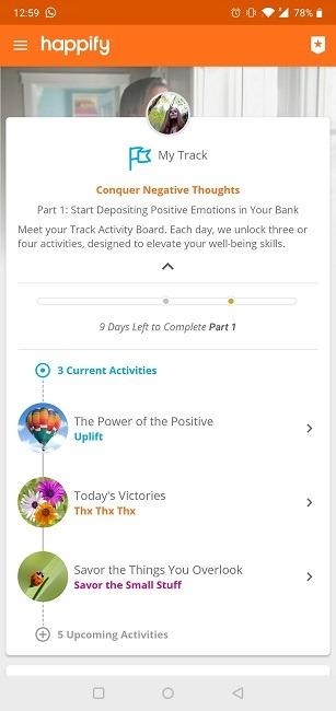 Best Mental Health Apps Happify