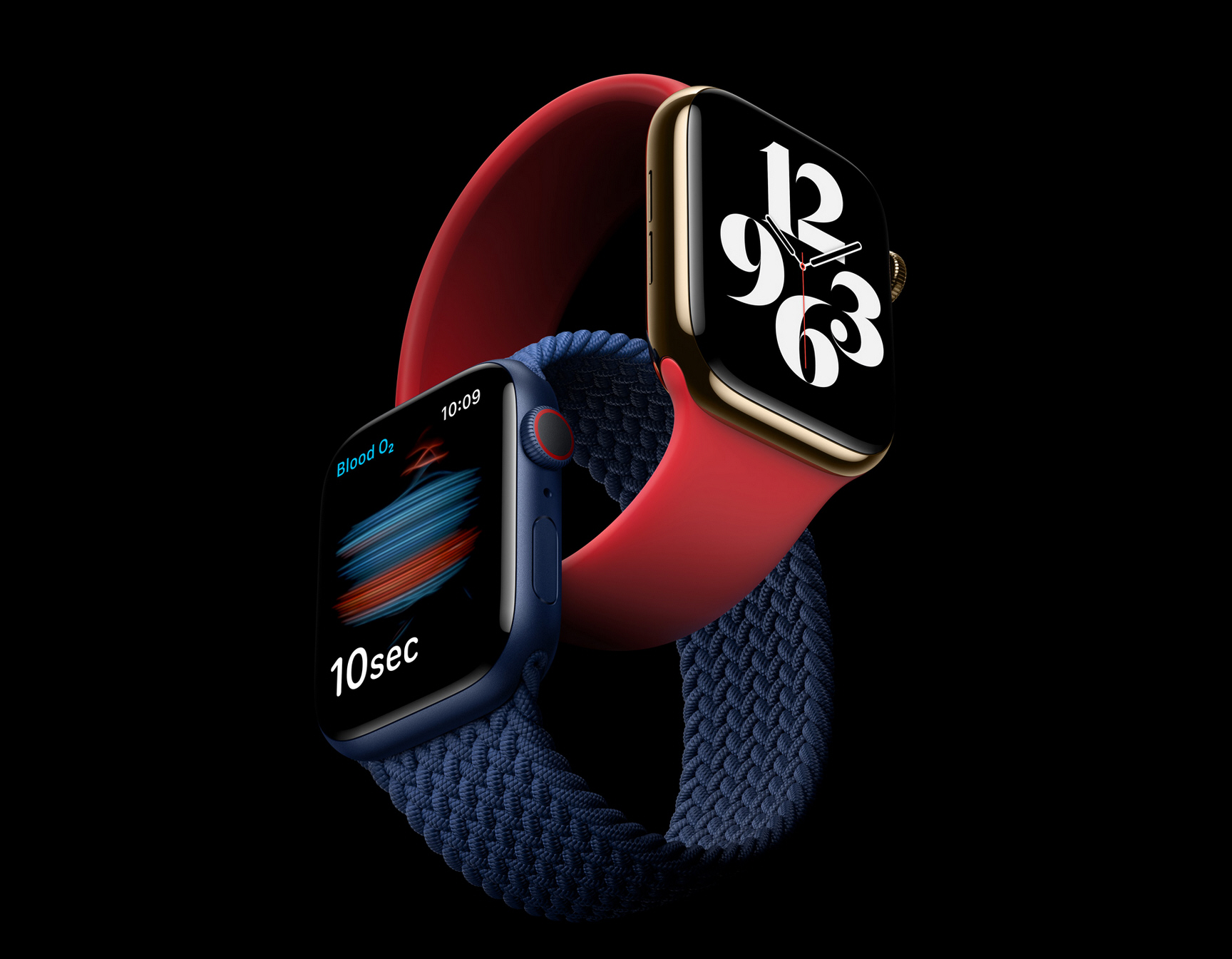 Apple is launching Watch Series 6 with a new Blood Oxygen sensor, plus more affordable Watch SE.