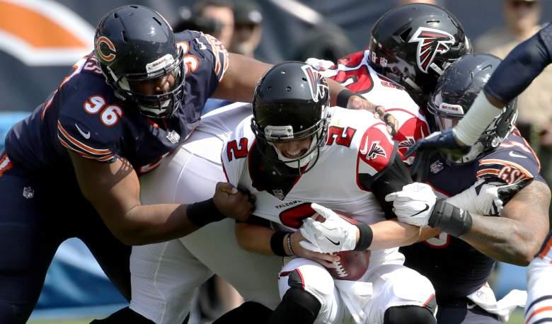 Bears vs Falcons watch
