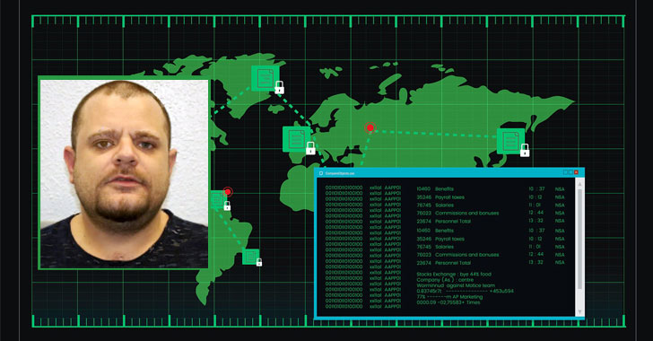 British hacker sentenced for blackmailing U.S. businesses to 5 years