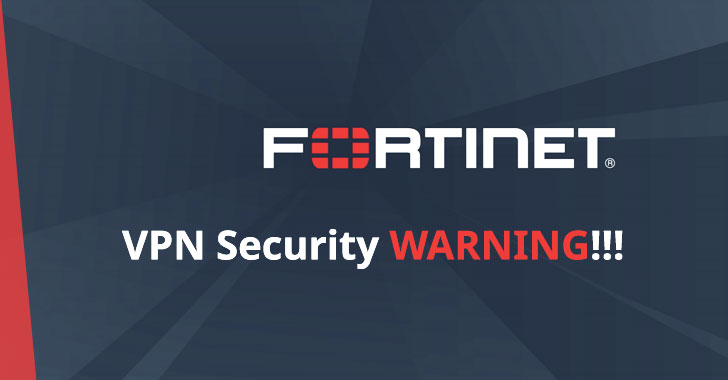 Leave 200,000 companies open to hackers with Fortinet VPN with Default Settings