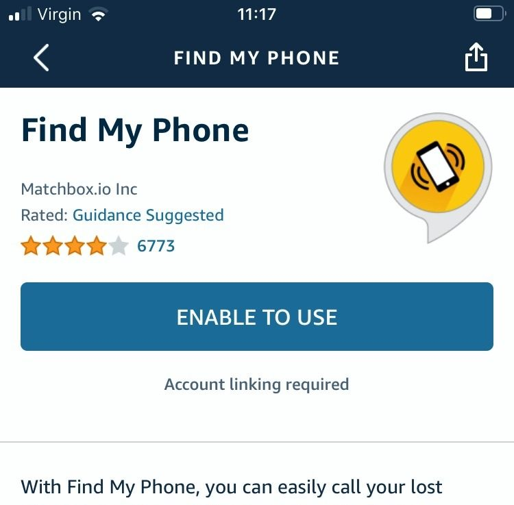 How to Find Your Missing Phone with Alexa
