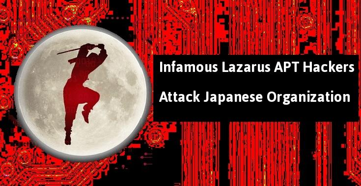 """Lazarus APT Hackers Attack Japanese Organization Using Remote SMB Tool """"SMBMAP"""" After Network Intrusion"""