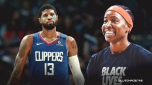 Clippers, Mercury, NBA