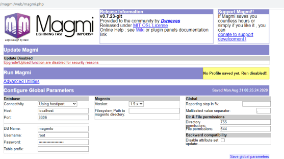 MAGMI Magento plugin flaw allows remote execution of security business code