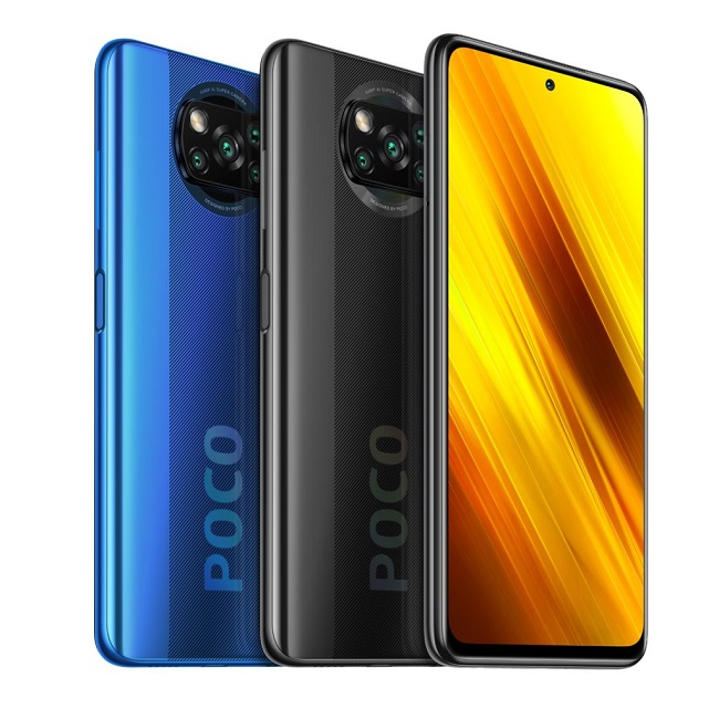 POCO X3 NFC Android smartphone is super affordable and loaded with functions for killers
