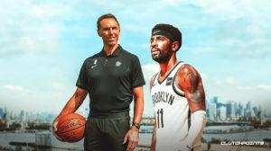Nets, Steven Nash, Kyrie Irving