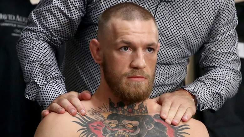 UFC Champion Conor McGregor