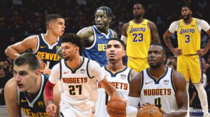 Nuggets, Lakers, Nuggets vs. Lakers, Western Conference Finals