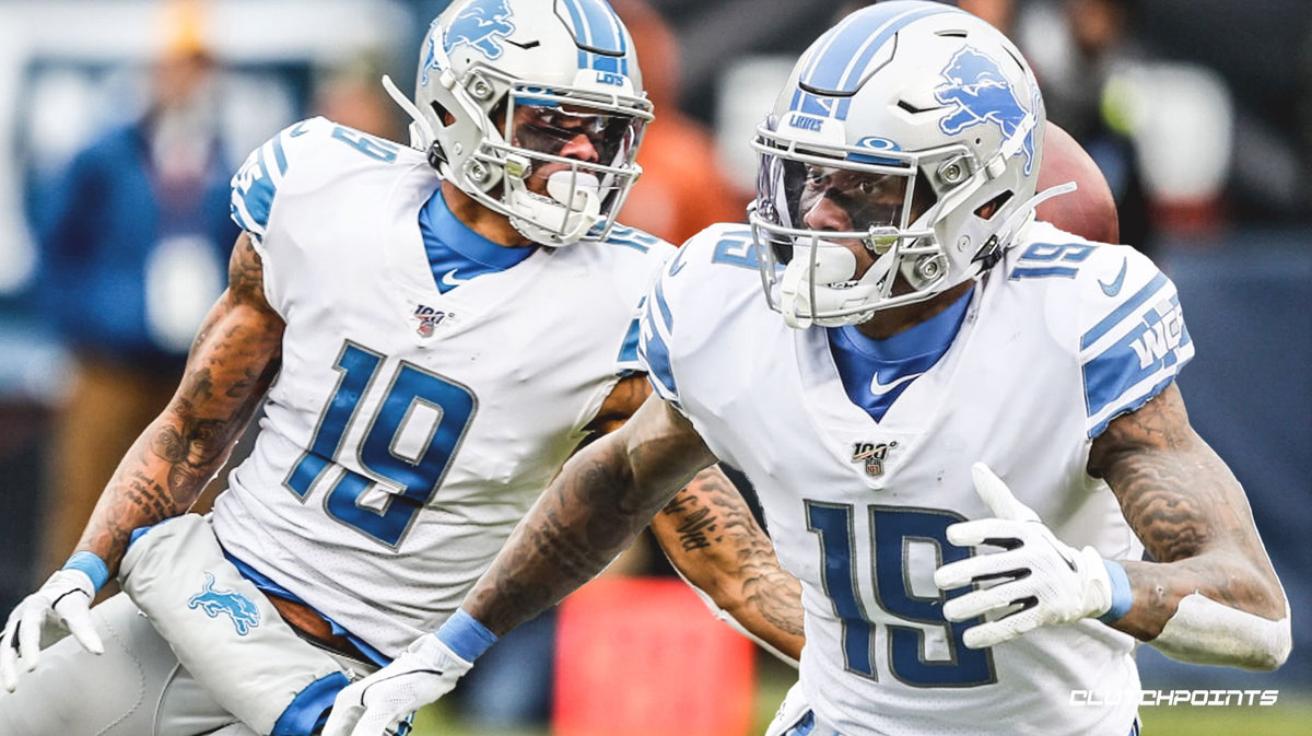 Kenny Golladay, Lions trades