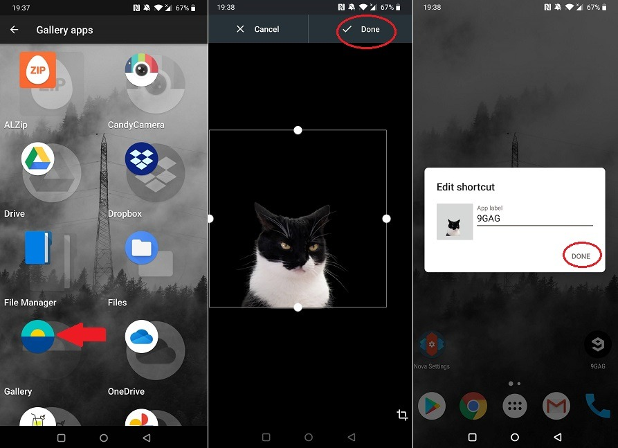 How to Set Your Android Apps Custom Icons