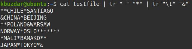 Sed Remove Linux Hint-Whitespace