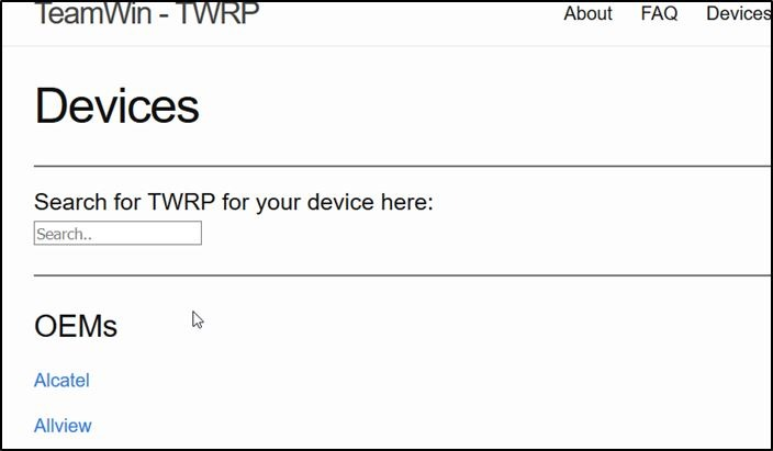 Install Twrp Download