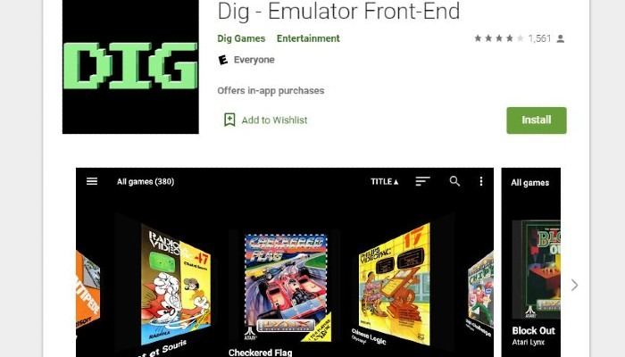 How to Configure DIG Emulator Frontend for Android