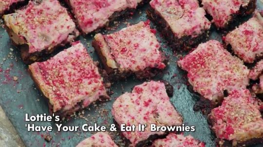 Lottie Great British Bake Off