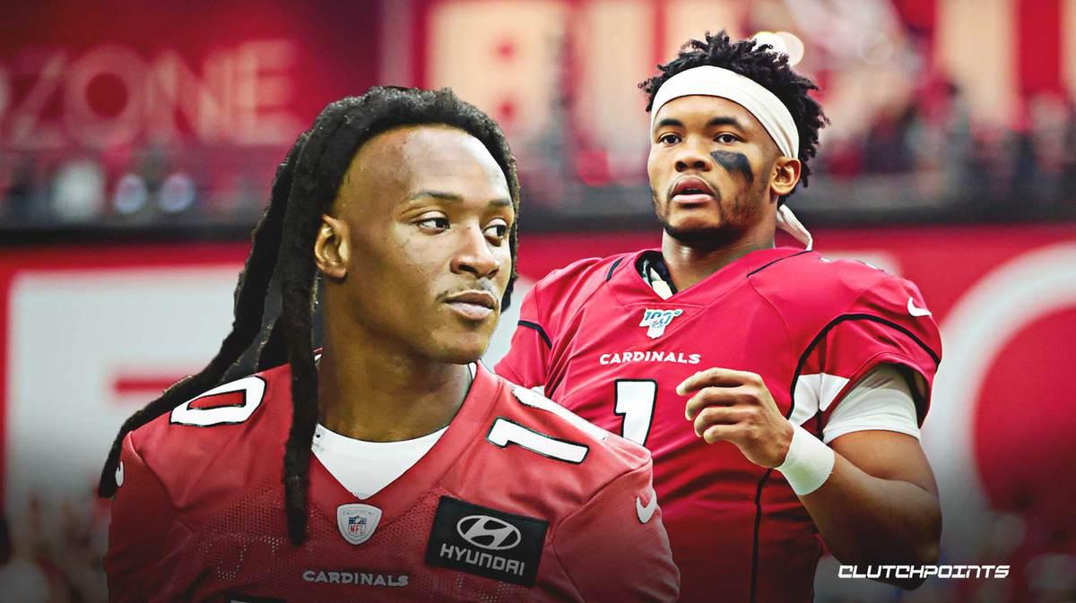 DeAndre Hopkins Kyler Murray Cardinals