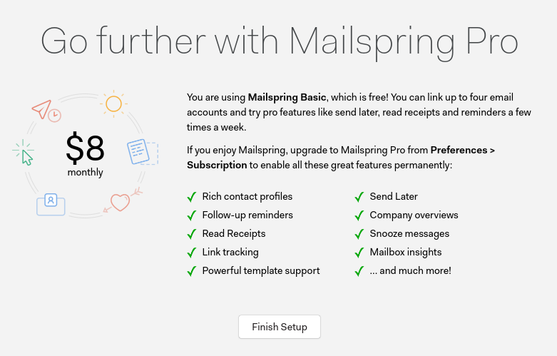 How to install and use MailSpring on Ubuntu 20.04 – Linux Hint