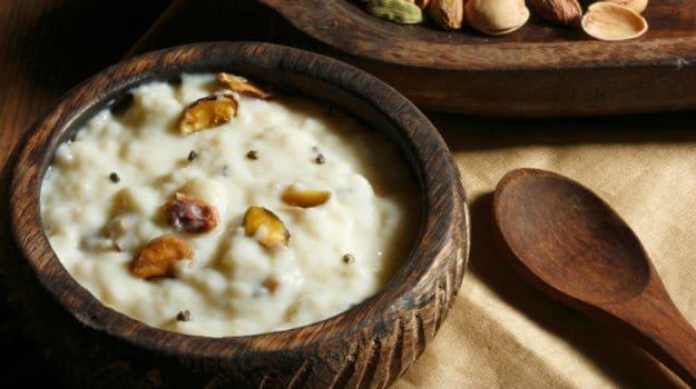 low fat makhani kheer