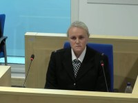 PC Jessica Bullough giving evidence at the Manchester arena inquiry