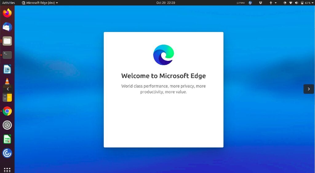 Microsoft Edge for Linux is Here – First Look