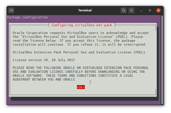 How to install VirtualBox on Ubuntu 20.04 Linux LTS