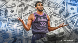 Karl-Anthony Towns' net worth in 2020