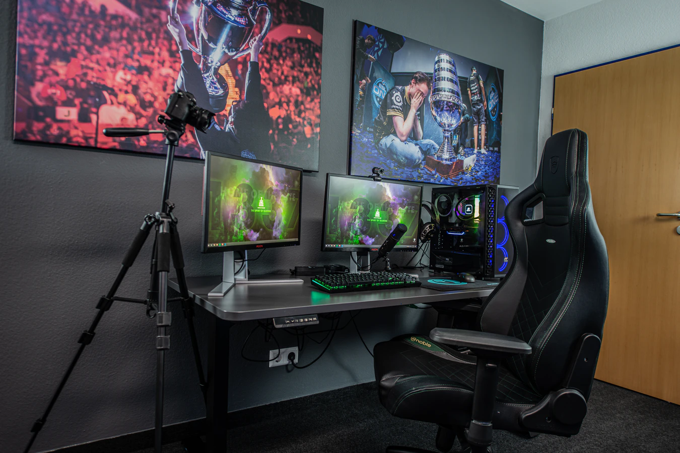 Want to Make Your Gaming Setup Look Better? Here's How – NoobsLab