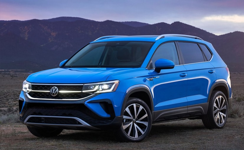 2022 volkswagen taos suv unveiled - the prime india