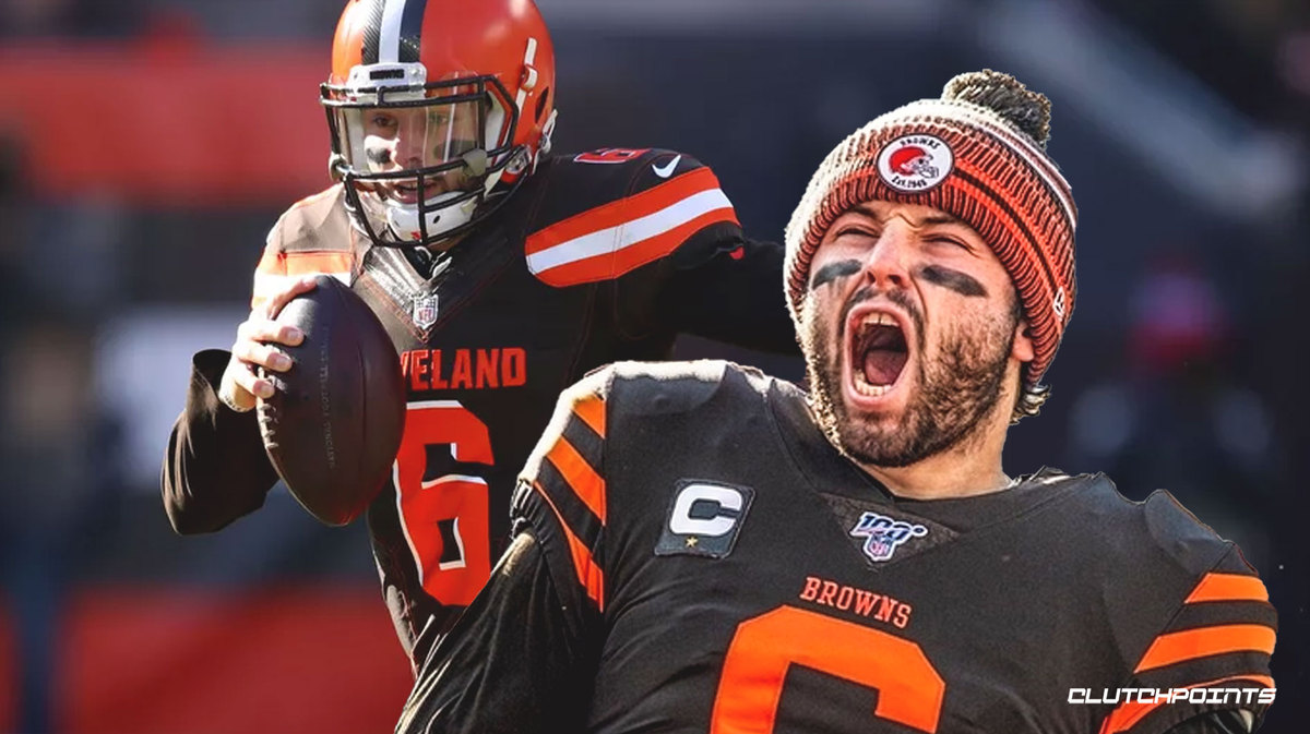 Baker Mayfield, Browns