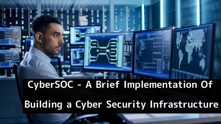 A Brief Process Of Create a Cyber Security Infrastructure