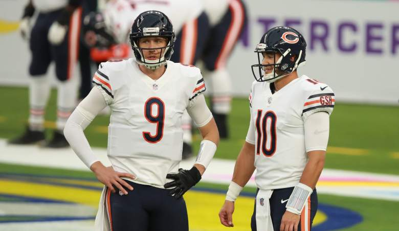 Bears fans call for Mitch Trubisky