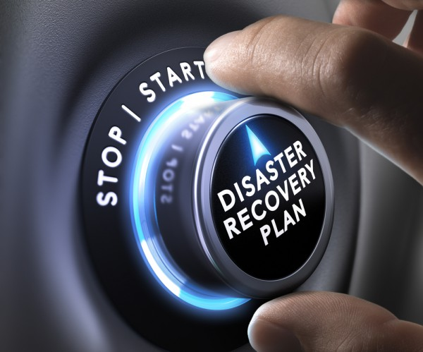 Disaster recovery and data protection during a pandemic