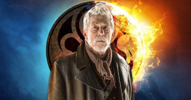Sir John Hurt The War Doctor