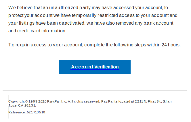 How URL Tracking Systems are Abused for Phishing