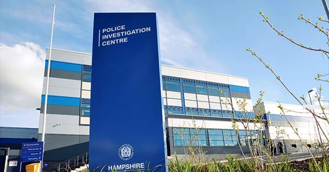 The Police Investigation Centre in Hampshire
