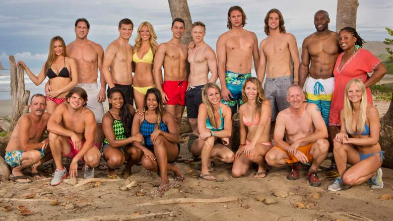 The cast of Survivor: San Juan Del Sur, or 'Blood vs Water 2'
