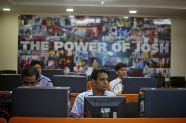 TCS, Wipro Record Highs Fuel Rally In IT Share. Here's Why