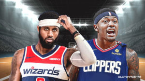 Paul George, Bradley Beal, Wizards, Clippers