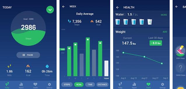 Best step counter apps for Android and IOS of 2020