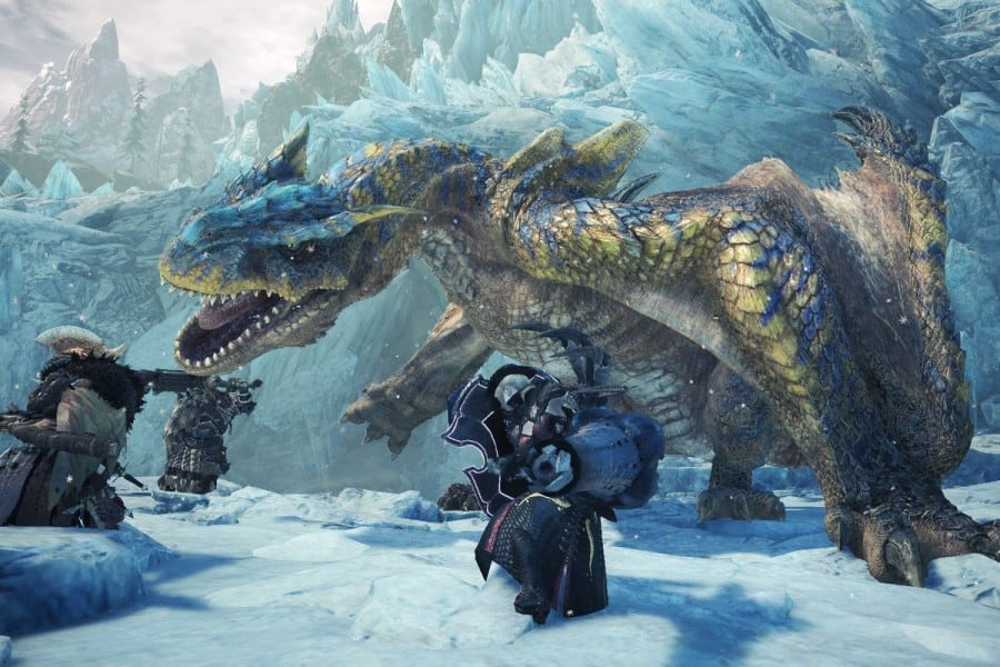 Best Ways to Farm Kjarr Weapons in Monster Hunter: World –
